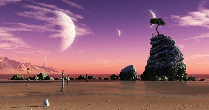 Какая судьба ждет спутники Земли и Марса?