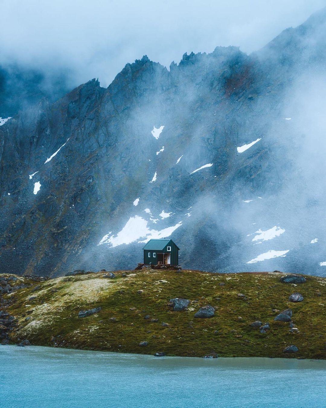 Природа и путешествия на снимках Люка Конаржевски