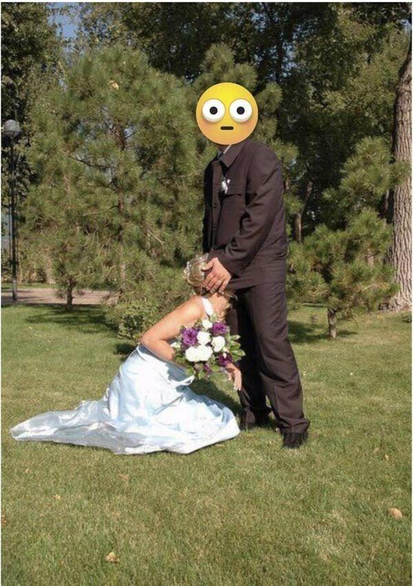 Свадьбы, на которых вы бы точно не хотели оказаться