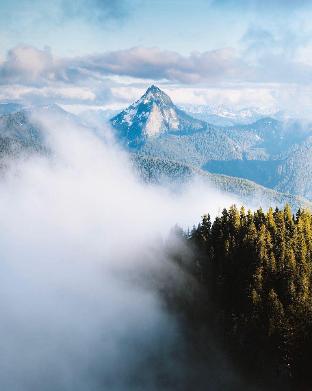 Природа и путешествия на снимках Мэтью Ханнела