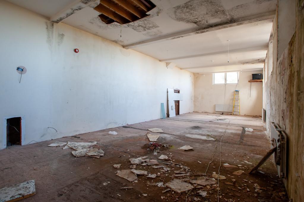 В Великобритании продают один из крупнейших заброшенных особняков