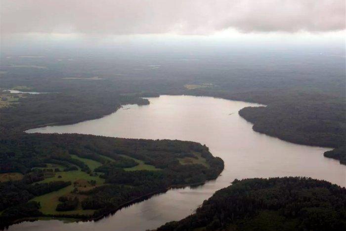 Озеро Бросно - самый опасный водоем в Росиии?
