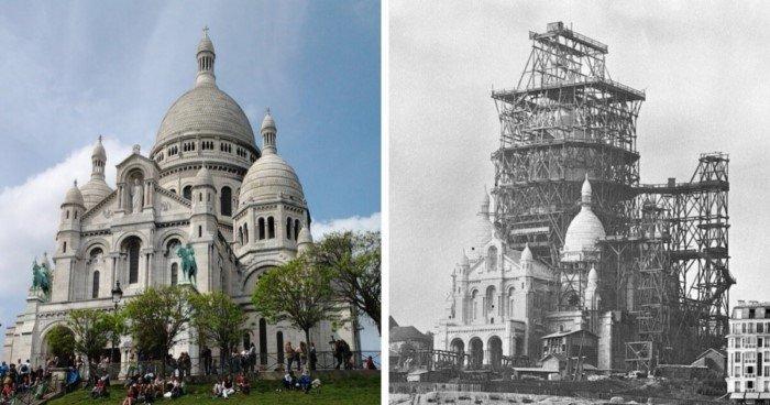 Известные сооружения сейчас и в процессе строительства