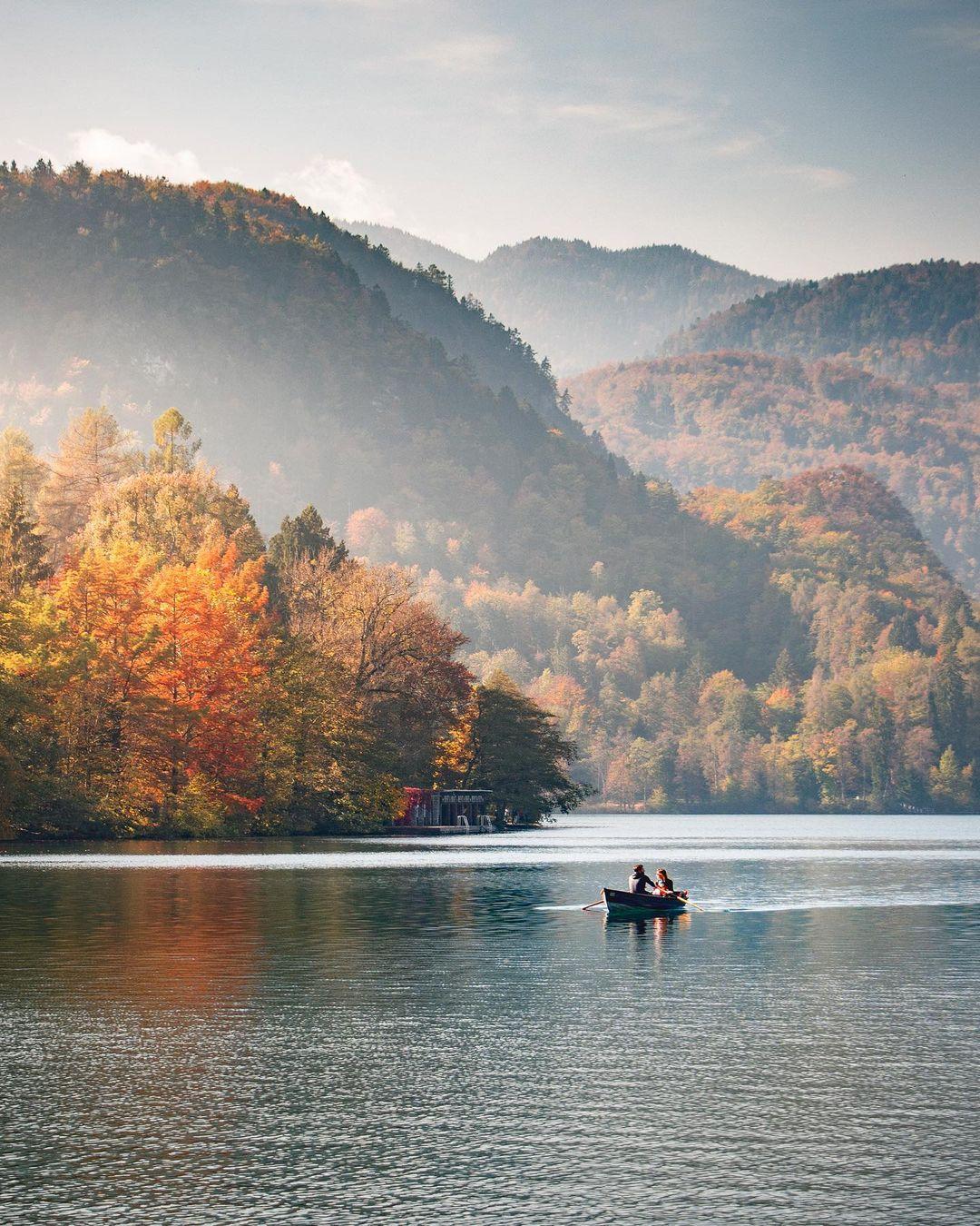Природа и путешествия на снимках Хеджи Бенджамина