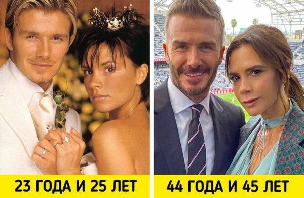 Знаменитости, которые с годами стали привлекательней