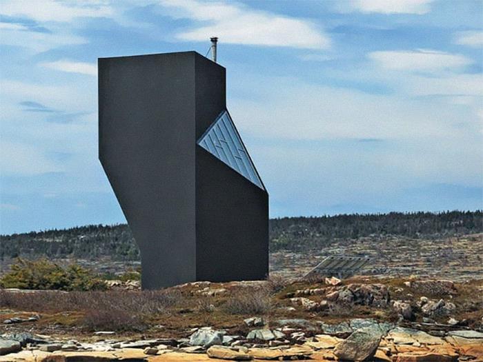 Необычные здания, которые притягивают взгляды прохожих