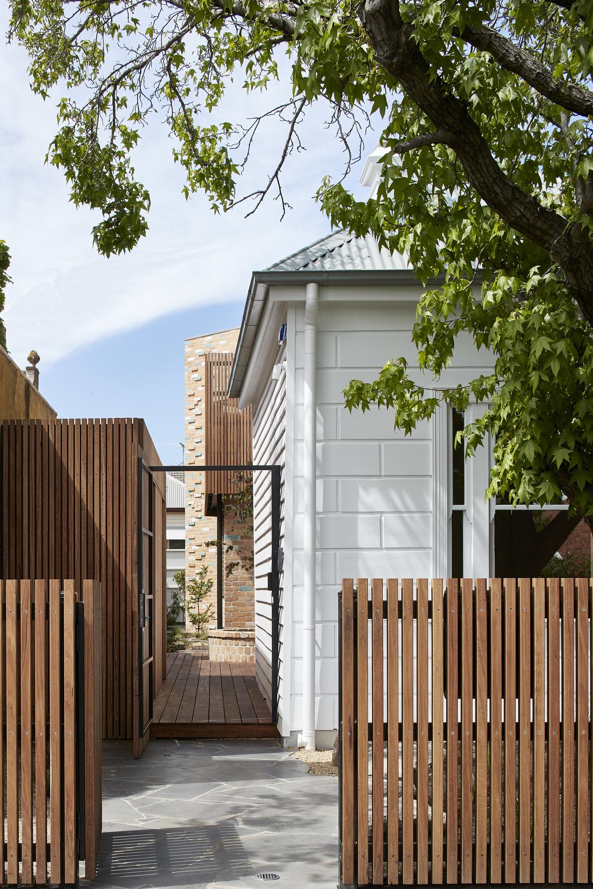 Необычный семейный дом в Австралии