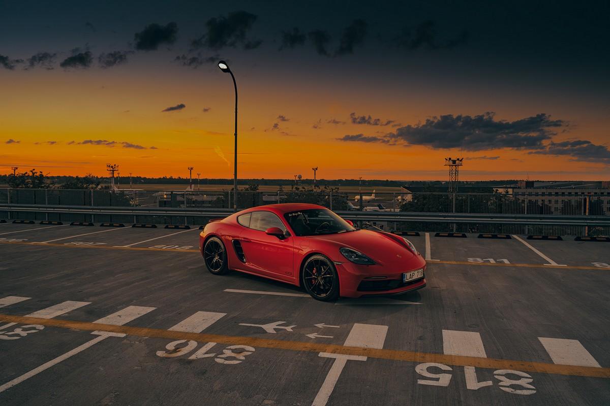 Творческие снимки автомобилей от Арнольдаса Иванаускаса
