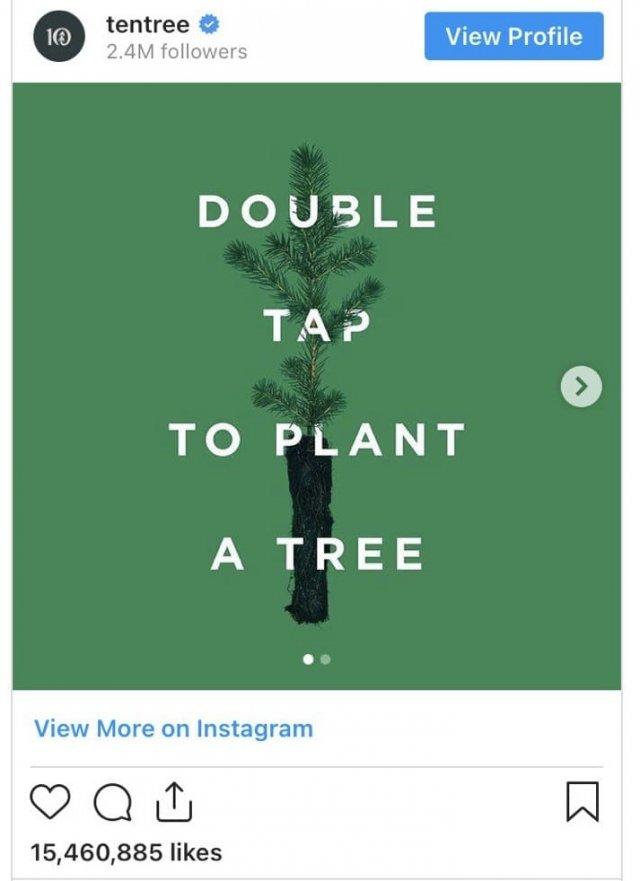 Самые залайканные снимки за всю историю Instagram