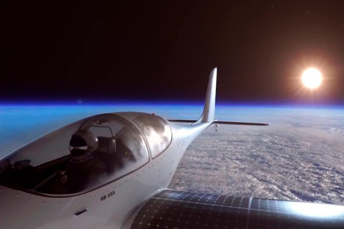 Что произойдет, если полететь на самолете в космос?