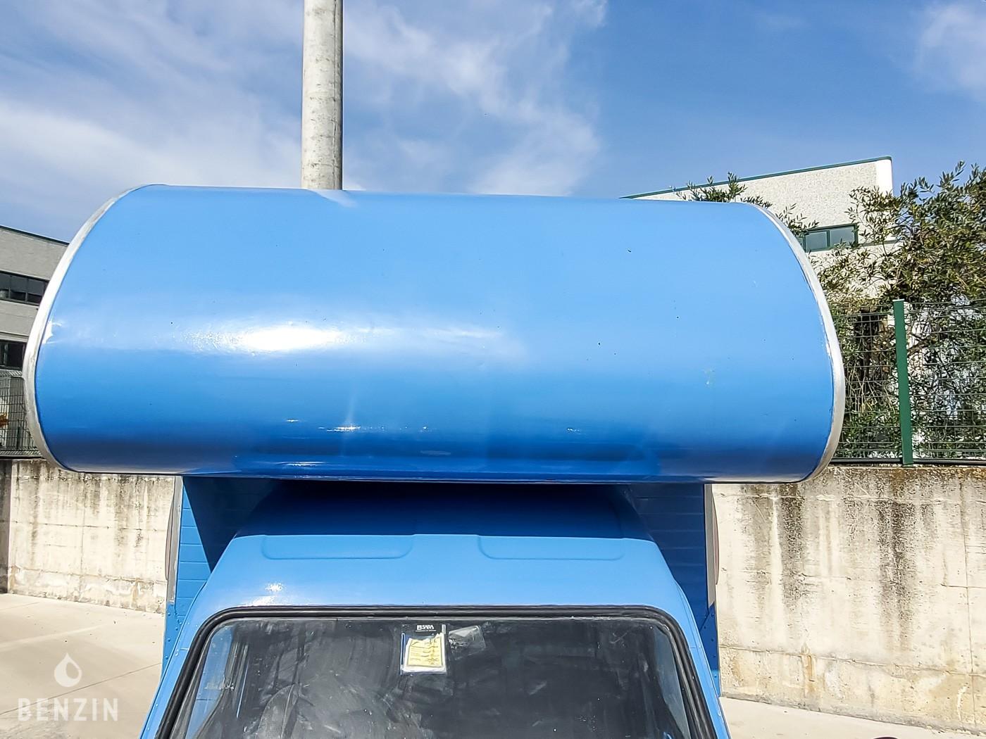 Ретро-кемпер Laverda Paguro на базе Citroen Acadiane