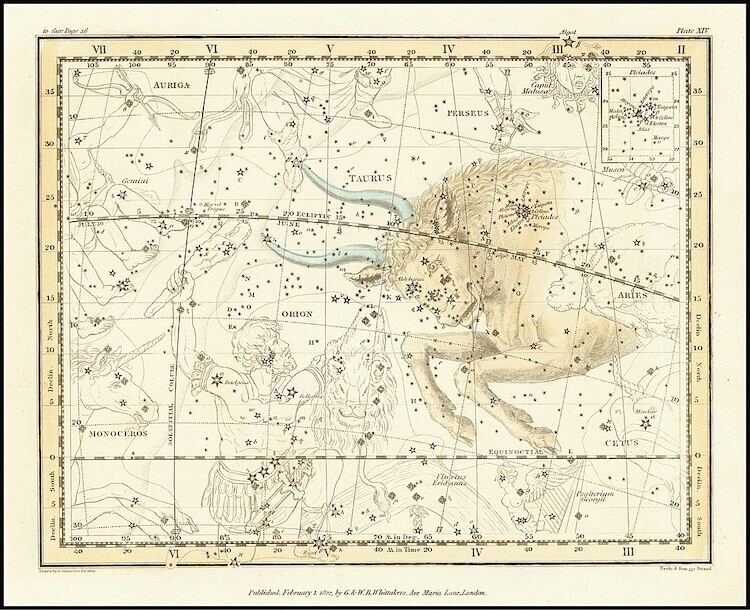 10 легендарных созвездий на звездном небе