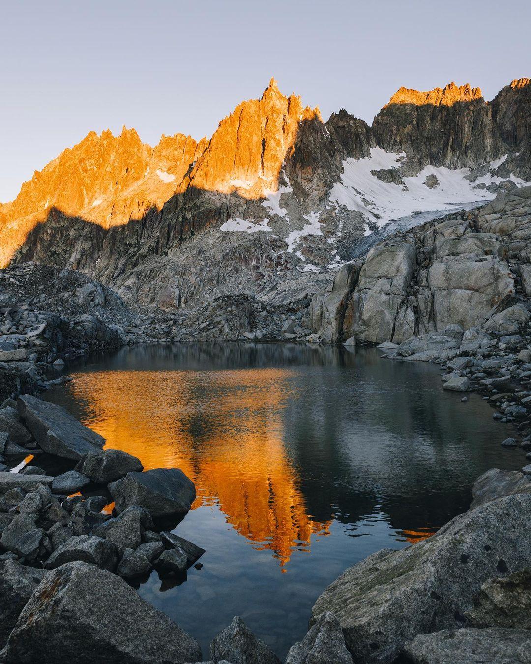 Природные пейзажи и путешествия на снимках Даниэля Овербека