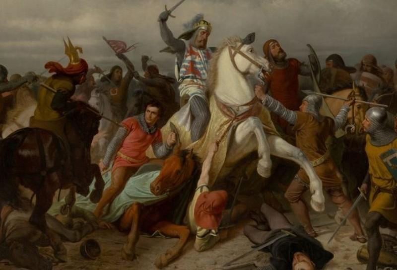 Удивительные истории о средневековых войнах, которые кажутся выдумкой