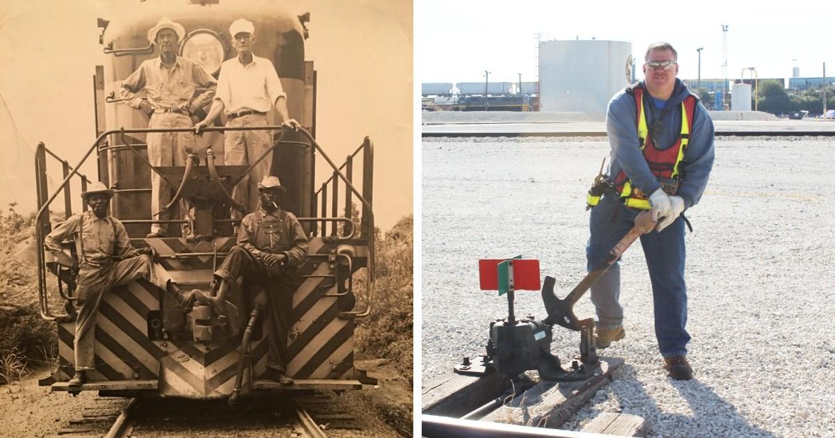 Как выглядели представители разных профессий столетие назад и сегодня