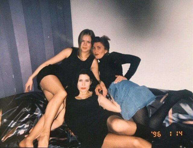 Редкие архивные снимки прошлых лет