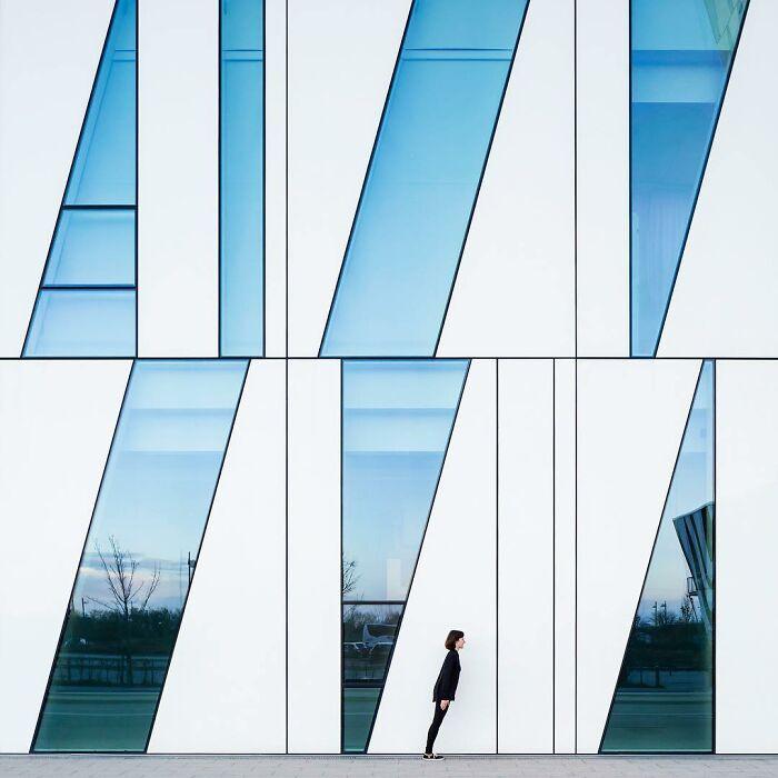 Удивительные архитектурные снимки Анны Дэвис и Даниэля Руэды