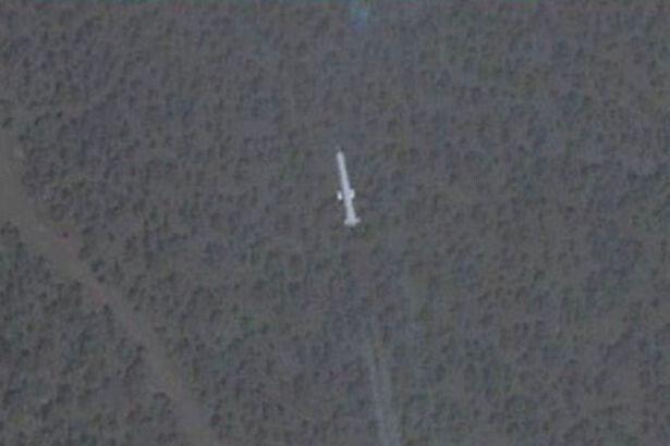 Жутковатые места с Google-карт, у которых есть своя история