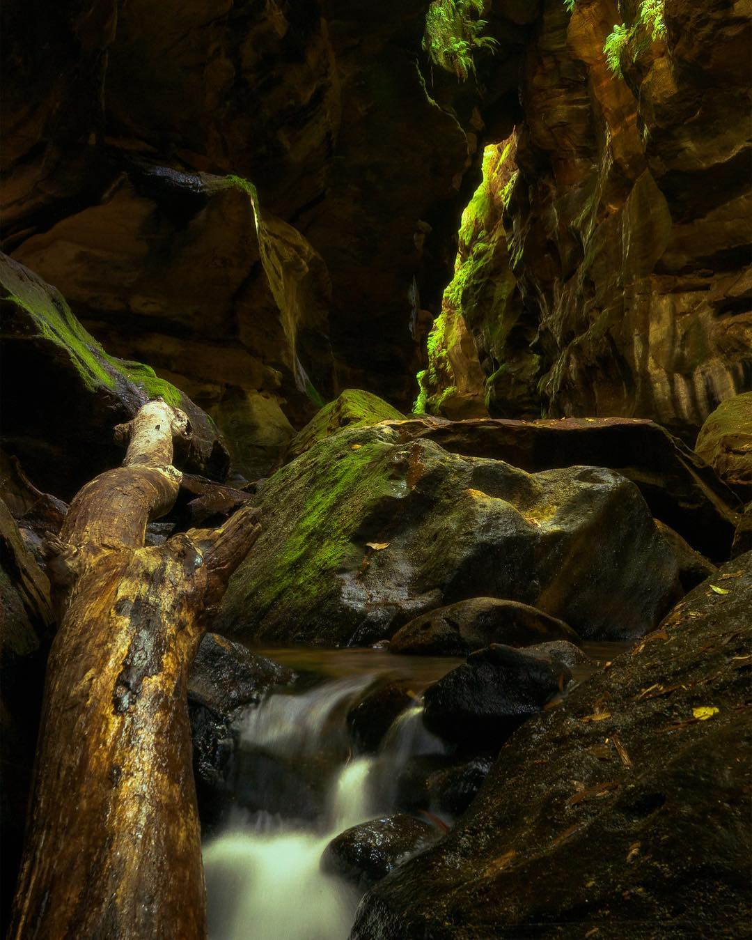Малоизвестный австралийский каньон для походов