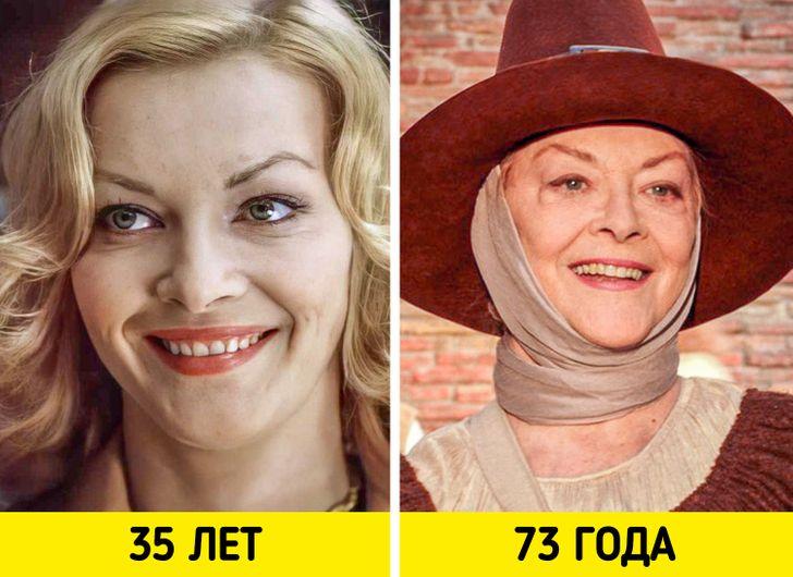Любимые советские актрисы в своих звездных и последних ролях