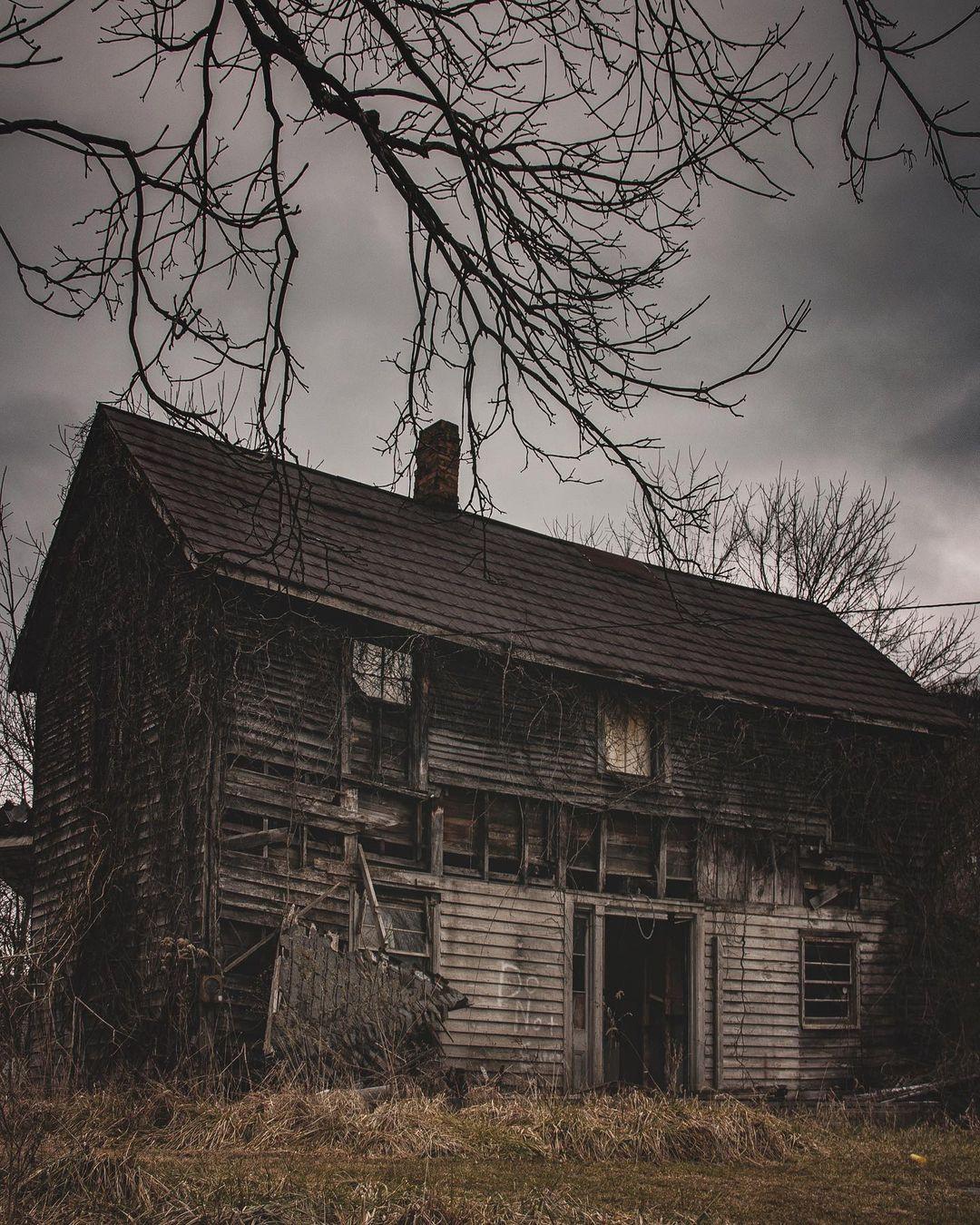 Заброшенные места Вирджинии на снимках Джессики Доран