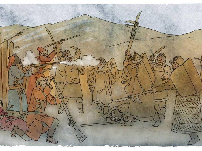 Как русские смогли покорить чукчей?