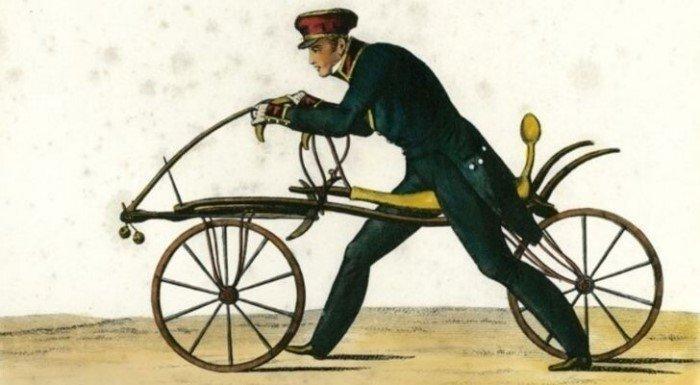 Несколько любопытных фактов из истории велосипедов