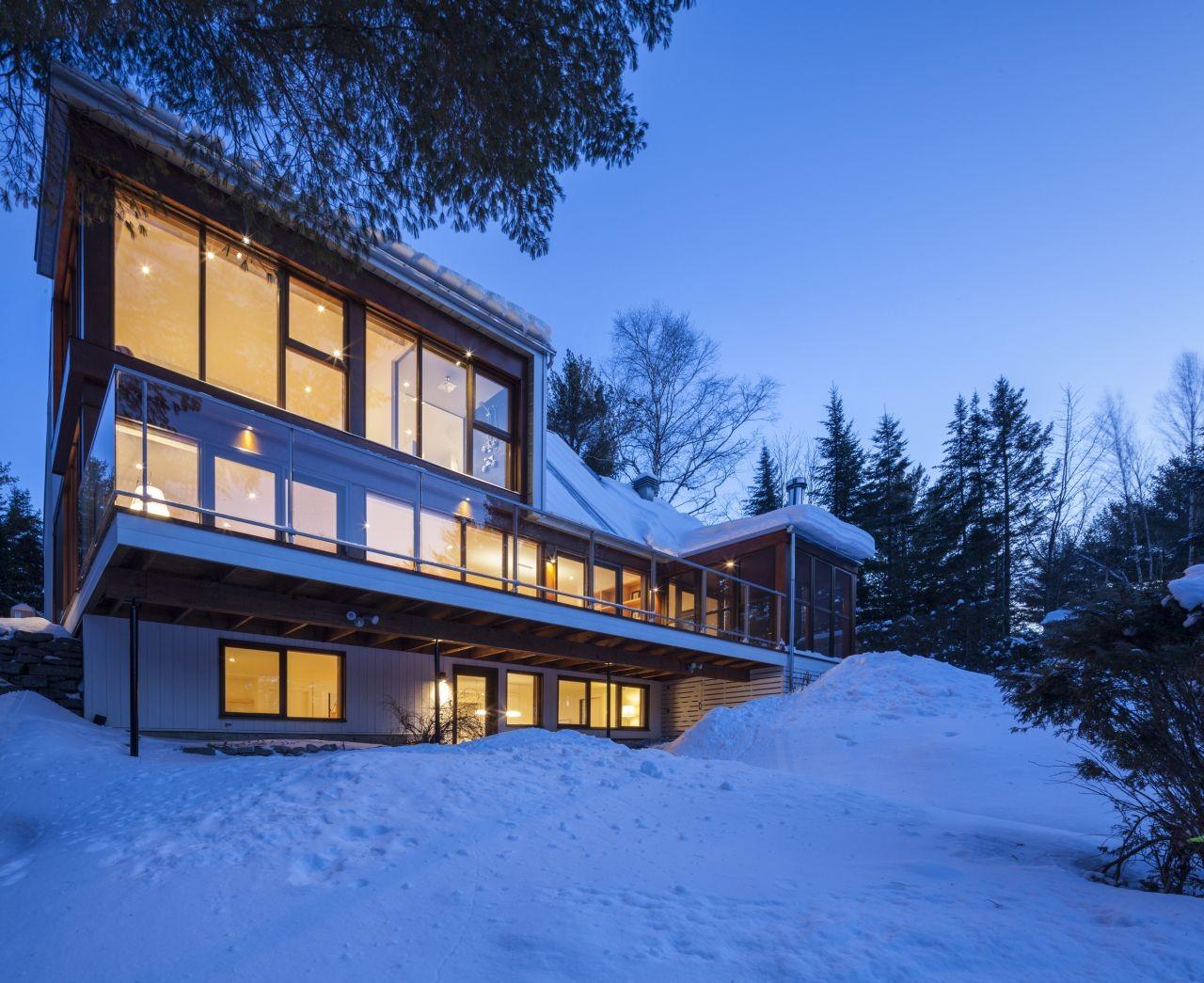Обновление старого домика в Канаде