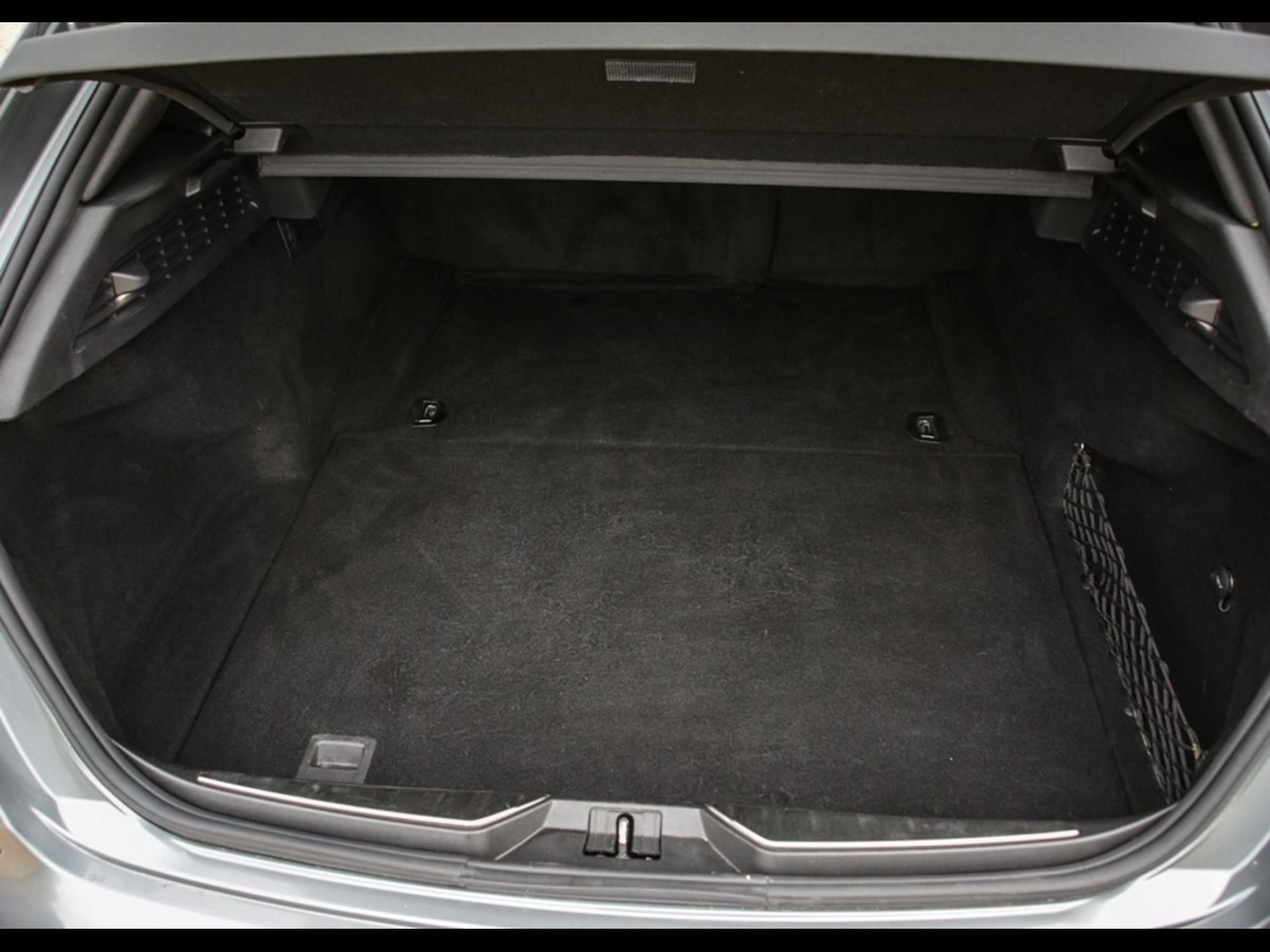 Maserati Quattroporte Shooting Brake с вместительным багажником