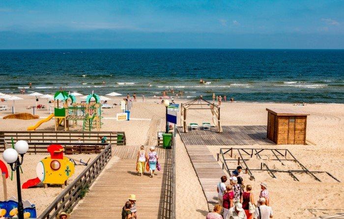 Места для пляжного отдыха в России, куда можно поехать летом