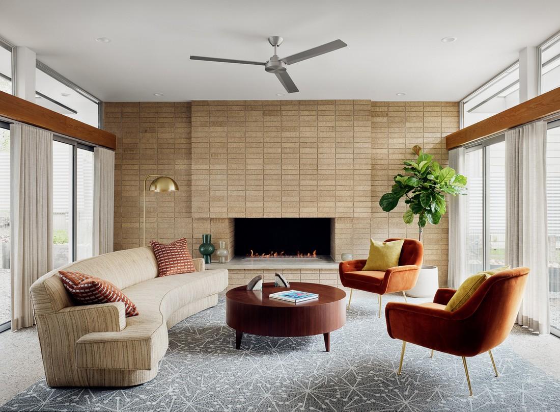 Уютная и современная резиденция в городе Остин
