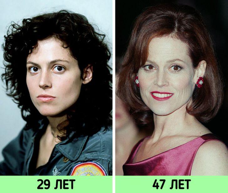 Знаменитые актрисы, которые из скромняжек превратились в роскошных кинодив