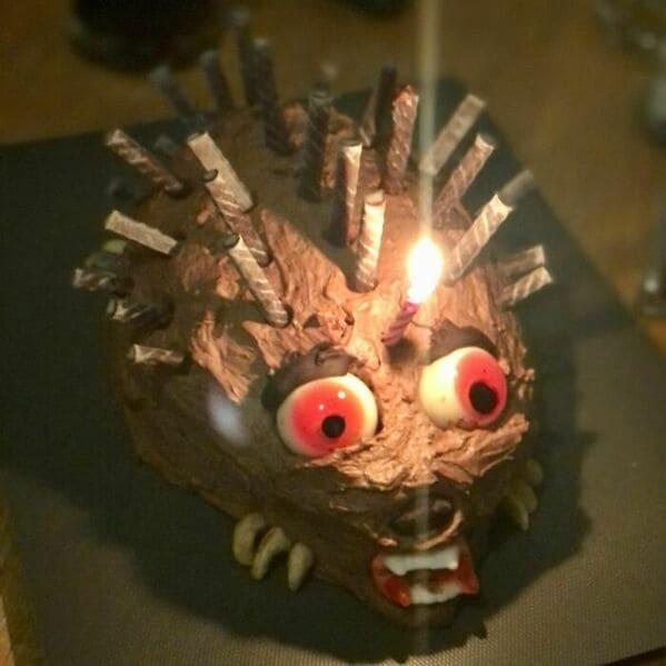 Насколько трудно правильно печь торты в виде ёжиков?