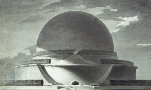 Амбициозные архитектурные проекты, которые так и не увидели свет