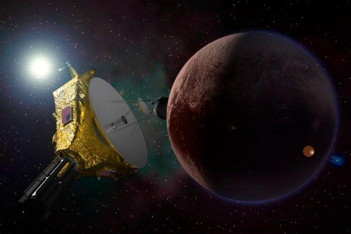 Что ученые нашли на поверхности Плутона?
