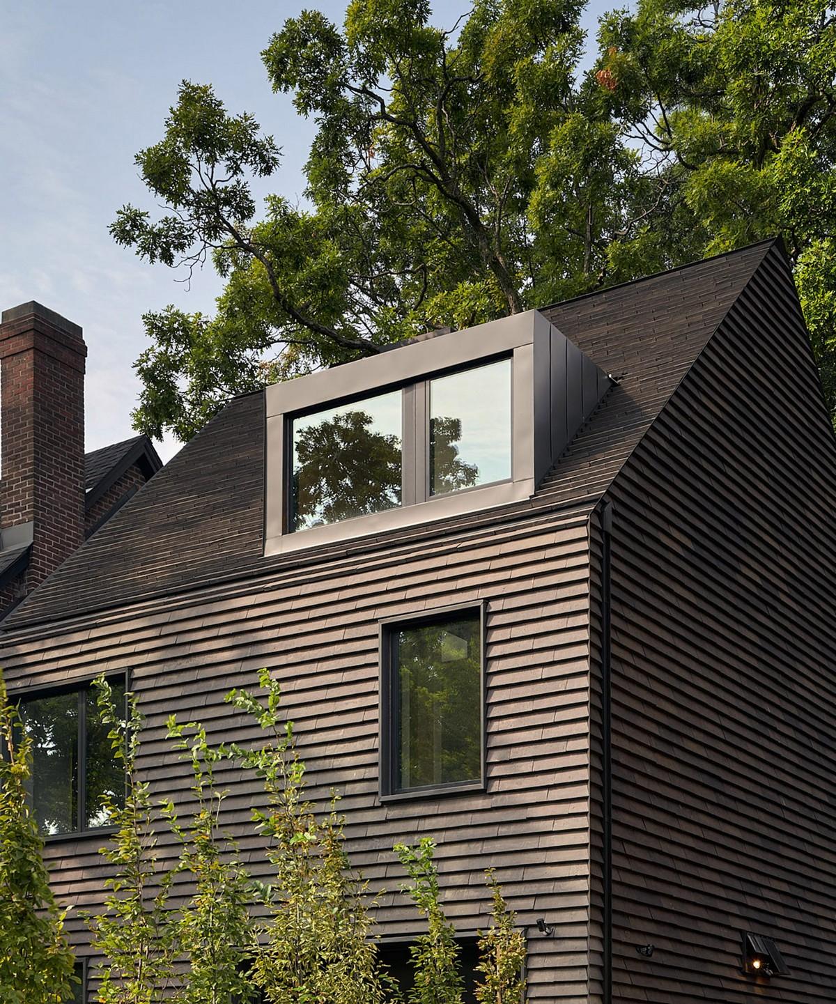 Обновление и расширение исторической резиденции в Торонто