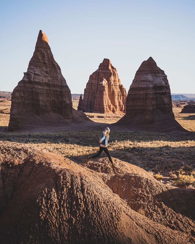 Путешествия и приключения на снимках Беттины Халас
