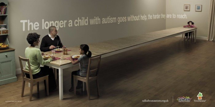 Наглядные примеры мощной социальной рекламы