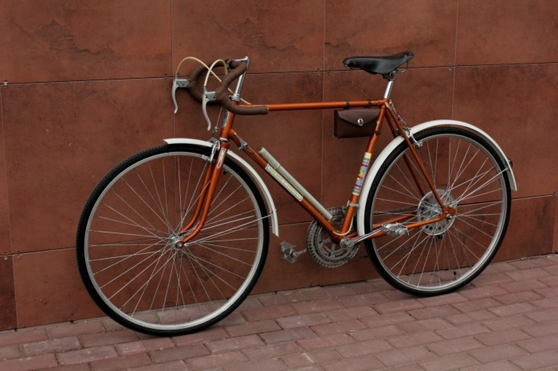 Популярные модели советских велосипедов