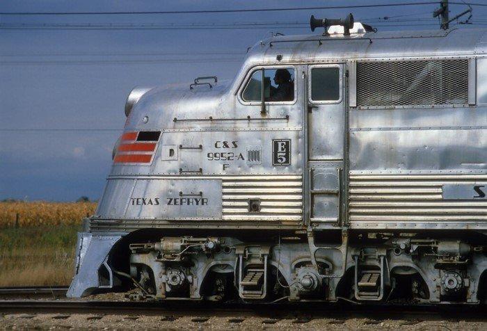 Замечательное фотопутешествие по железным дорогам мира