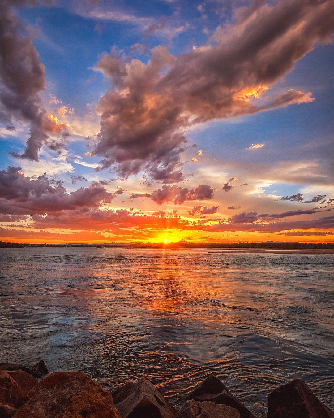 Красоты Австралии на снимках Сэма Фристина