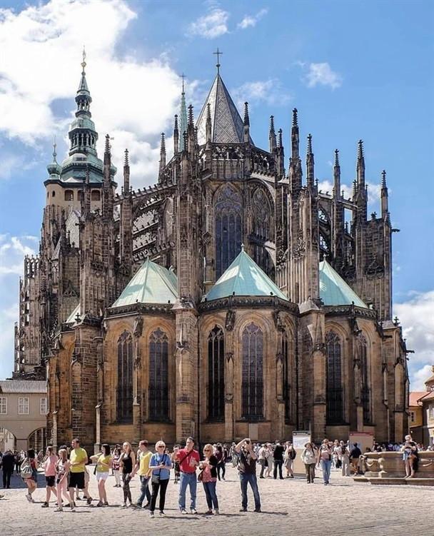 Самая необычная архитектура со всего мира