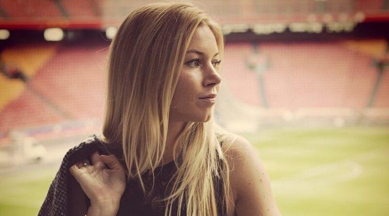 Известные футболистки мира с внешностью моделей