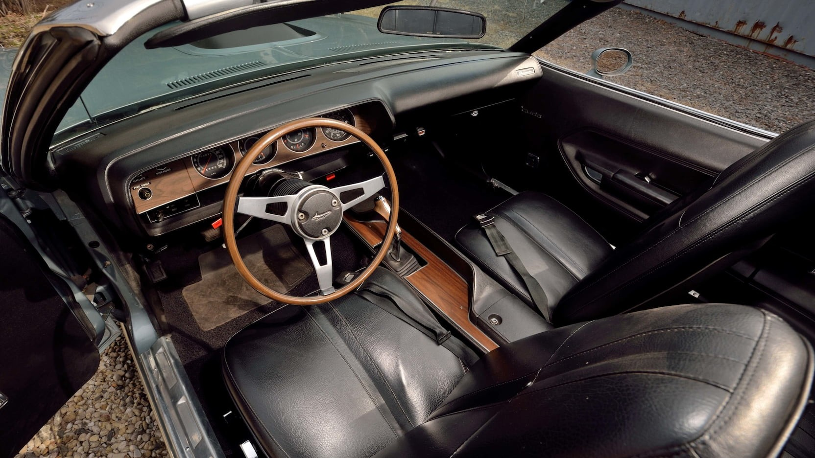 Редкий Plymouth Hemi Cuda 1971 выставили на продажу