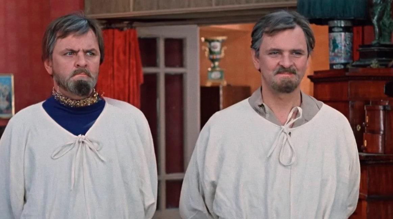 Талантливые актеры сыграли своих близнецов, которых у них в реальной жизни нет