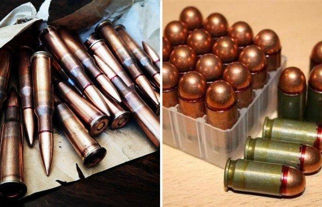 Почему пистолетные пули тупые, а винтовочные острые?