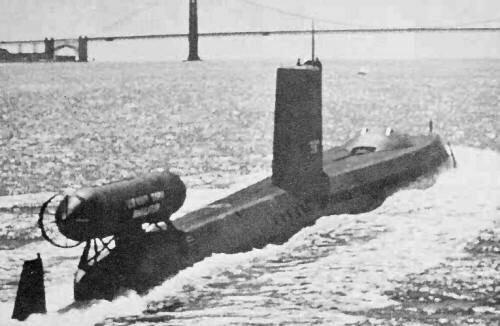 Как США удалось завладеть русской подлодкой с ядерным оружием