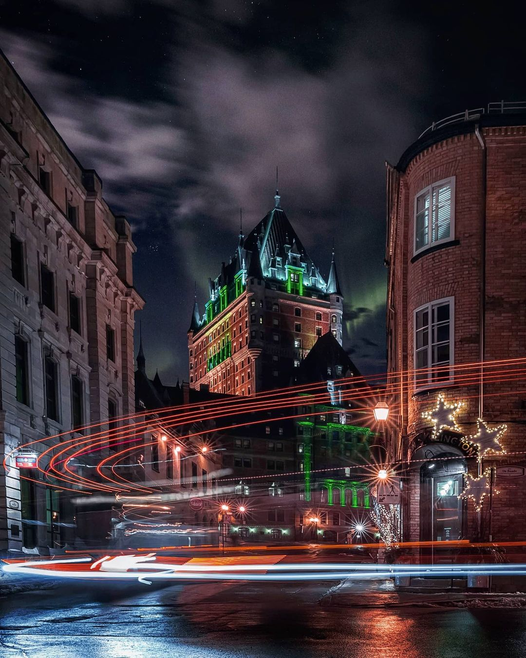 Красивые городские и уличные снимки от Эммануэля Ковени