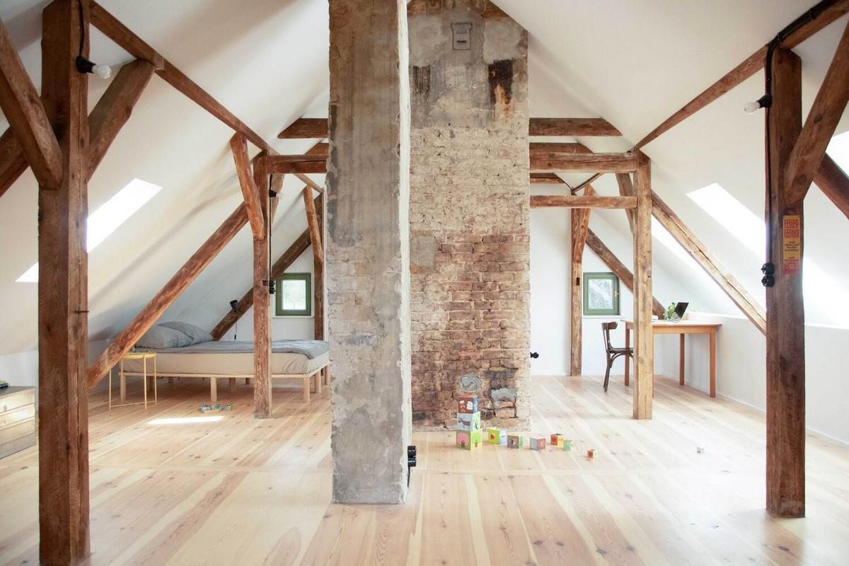 Новая жизнь старого дома в Германии