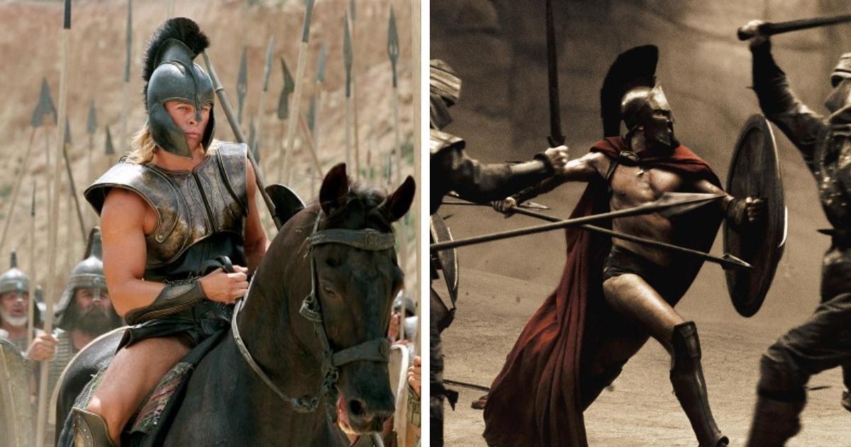 Случаи, когда один и тот же реквизит использовался в разных фильмах